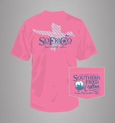 Duck Stripes #SoFriCo #SouthernFriedCotton
