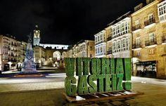 Plaza de la Virgen Blanca, Vitoria-Gasteiz