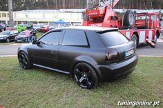 Black Matte S3