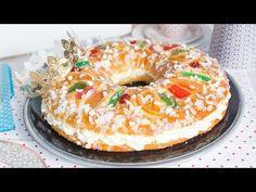 Vídeo-receta: Roscón de Reyes