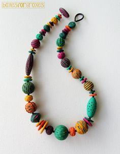 Tarot necklace | Flickr - Photo Sharing! - Jenna Wright