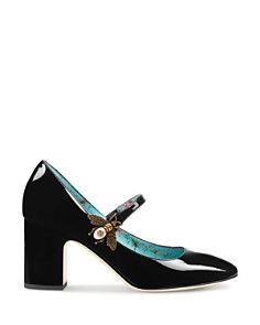 f35ee6f259 Gucci - Women's Lois Bee Mary Jane Pumps Mary Jane Pumps, Gucci Shoes, Mary