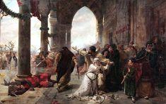 The Sicilian Vespers Riot (1282 AD)