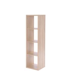 tagres de sparation meubles et rangements temahome delta 5 bibliothque tagre design blanc mat inside75 bibliothque pinterest - Raumteilerregale