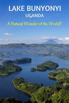 uganda lake bunyonyi, uganda travel