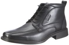 ECCO Men's New Jersey Gore-Tex Boot ECCO. $89.99. Gore-Tex membrane wicks away moisture.. leather. Padded collar offers cushioning and protects again. Waterproof oily leather upper with handcrafted det. Direct-injected, one-component PU outsole with sho. Removable, 2mm foam, felt footbed offers support a. Rubber sole