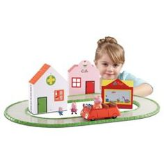 Check out Peppa Pig Shopping Playset from Tesco direct Peppa Pig Shop, Tesco Direct, Pretend Play, To My Daughter, Pig Ideas, Pets, Car, Florence, Shopping