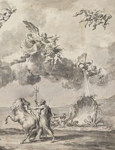 Phaethon and the Chariot of the Sun – Greek myth