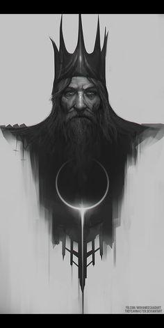 ArtStation - Gwyn Sketch, mohamed saad