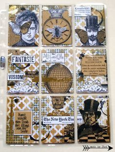 La Blanche Pocket Letter Arts by Tini: My Pocket Letters