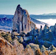 City of Rocks, Idaho