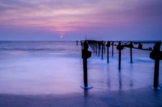 Sunset at Alleppey beach by Imran Ahmad on 500px