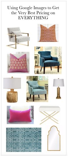 South Shore Decorating Blog: If You Want to Find Products for Less, You NEED To Read This Google Image Tutorial