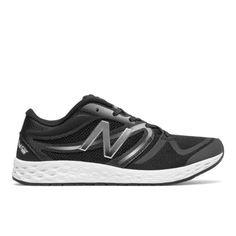 Fresh Foam 822v3 Trainer Women's Cross-Training Shoes - Black/Silver (WX822BK3)