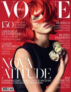 Vogue Portugal #125: março de 2013