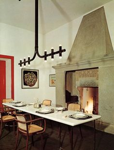 Weird And Wonderful Retro Fireplaces Design HistoryHome InteriorsFireplacesTerence