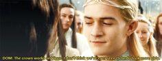 LotR Cast Commentary, Prince of Mirkwood. Hahaha!!!