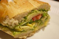 Artichoke Muffaleta Sandwich | Once A Month Meals | Freezer Cooking |  Freezer Meals | Vegetarian