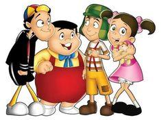 Resultado de imagen para festa infantil turma do chaves provençal