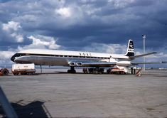 B.O.A.C DH Comet 4 at Essenden airport. Melbourne Australia | Flickr - Photo Sharing!