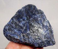 Sodalite 69179: 1250 Cts. 100% Natural Free From Sodalite Rough Lot Minerals Specimen (A59) -> BUY IT NOW ONLY: $36.55 on eBay!