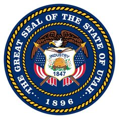 Utah state flag - State to enter into the Union - Date of Statehood - January Capital - Salt Lake City Apply For Student Loans, Student Loan Debt, Green River, Utah, Salt Lake City, New Mexico, Wyoming, Nevada, Souvenir Display