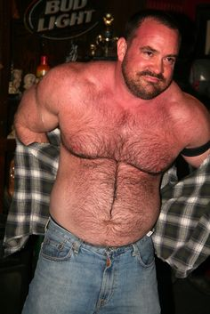 Larger Men — campusbeefcake: bruiser, and a top to boot! ...