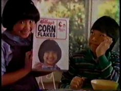 1980s Corn Flakes Commercial