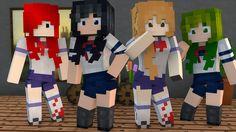 Minecraft - CONQUISTANDO O CRUSH MONSTRO !! - Escola Monstro #72 | Monst...