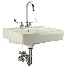 Wall Mounted Bathroom Sinks Zurn-Wall-Mounted-Bathroom-Sink.jpg