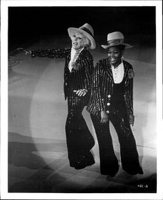 Carol Channing & Pearl Bailey on Broadway February 21, 1969