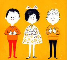 魔法のレトロな子供の Flickr グループを介してのイメージ: エリック sturdevant。1962 の本は、私の手から Aliki、イラスト。モダンなきみ経由 18582