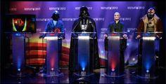 Parece eleição!