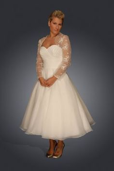 1950s wedding on pinterest 1950s style 1950 style and for Wedding dresses 1950s style