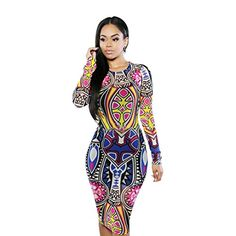 Cheap summer bodycon dress, Buy Quality club dress directly from China dress summer Suppliers: Sexy women Tribal tattoo sheer print party dress women evening club dress summer bodycon dress women dress 4490 vestidos Sexy Dresses, Warm Dresses, Long Summer Dresses, Party Dresses For Women, Club Dresses, Women's Fashion Dresses, Dress Summer, Dress Long, Dress Suits