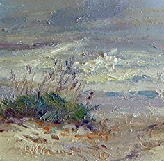 October 27, 2012 Day Seven Of Cape Canaveral Seashore Paint out! Sold 1! | Plein Aire in Maine