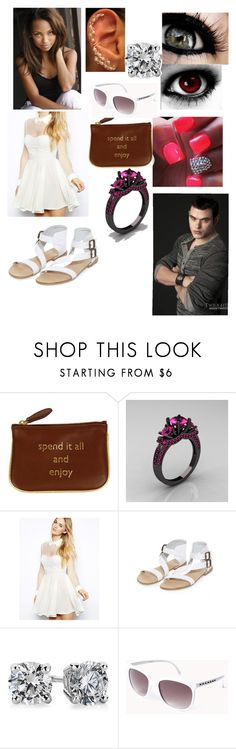 """""""Emmett's Lover III Casual"""" by flagatorgirl15 ❤ liked on Polyvore featuring Cullen, Arrogant Cat, Blue Nile and Forever 21"""