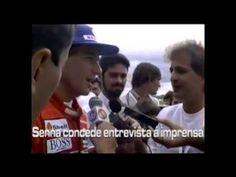 Inauguração Kartódromo Ayrton Senna Tatuí/SP  01 12 1991