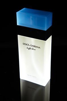 Dolce and Gabbana, Light Blue, designed by Pierre Dinand in 2001, Photographed by Damien Fry (2011)
