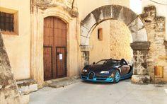 Images for Desktop: bugatti wallpaper (Denton Turner 2560x1600)
