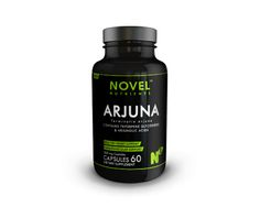 """Arjuna  Novel Nutrients Arjuna capsules contains """"Terminalia arjuna dry extract"""". Arjuna is known as Terminalia arjuna, is a unique medicinal plant widely used in Ayurvedic medicine since ancient times to support healthy cardiovascular system, cholesterol system and liver health."""