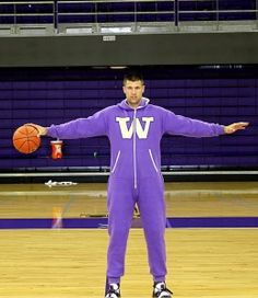 UW Swagga Suit -- created by Foster entrepreneurship students