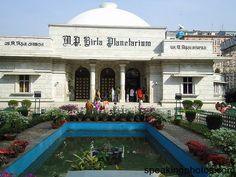 The Birla Planetarium in Kolkata, West Bengal, India, is a single-storeyed circular structure designed in the typical Indian style,Situated ...