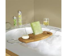 Acessório de banheira. Luxo!!!