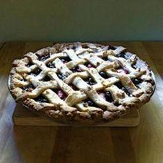 Three Berry Pie