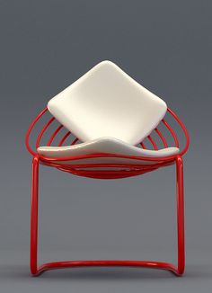 The Oval chair by Velichko Velikov