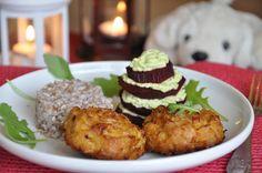 Keksiukų formelėse kepti paukštienos maltinukai | Mažylio receptai