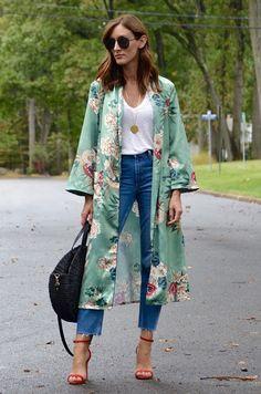 Kimono (disambiguation) A kimono is a Japanese traditional garment. Kimono may also refer to: Kimono Fashion, Hijab Fashion, Boho Fashion, Girl Fashion, Fashion Looks, Fashion Outfits, Womens Fashion, Fashion Trends, Style Outfits