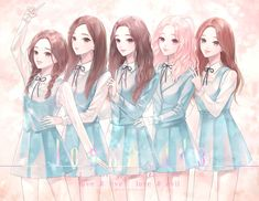"urano🚀(short hiatus) on Twitter: ""지금 보고 싶어! #이달의소녀 #LOONA #LOOΠΔ1Δ3 #이달의소녀1Δ3… "" Best Friend Drawings, Bff Drawings, Girl Drawing Sketches, Pretty Anime Girl, Beautiful Anime Girl, Anime Love, Friend Anime, Anime Best Friends, Fanarts Anime"
