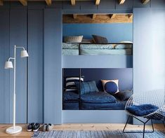 mommo design: INTO THE BLUE